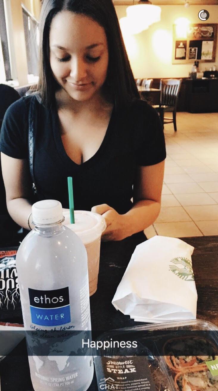 Sprechen Sie Dating-Starbucks Arab datiert